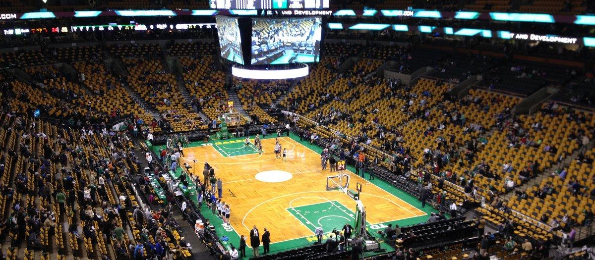 Boston Celtics Seating Chart & Map | SeatGeek on