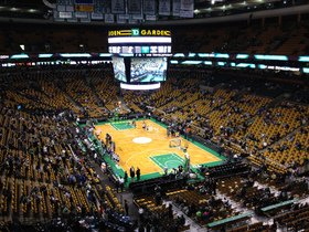 Advertisement - Tickets To Boston Celtics