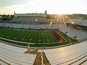 Virginia Tech Hokies at Boston College Eagles Football