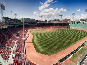 Spring Training: Northeastern Huskies at Boston Red Sox