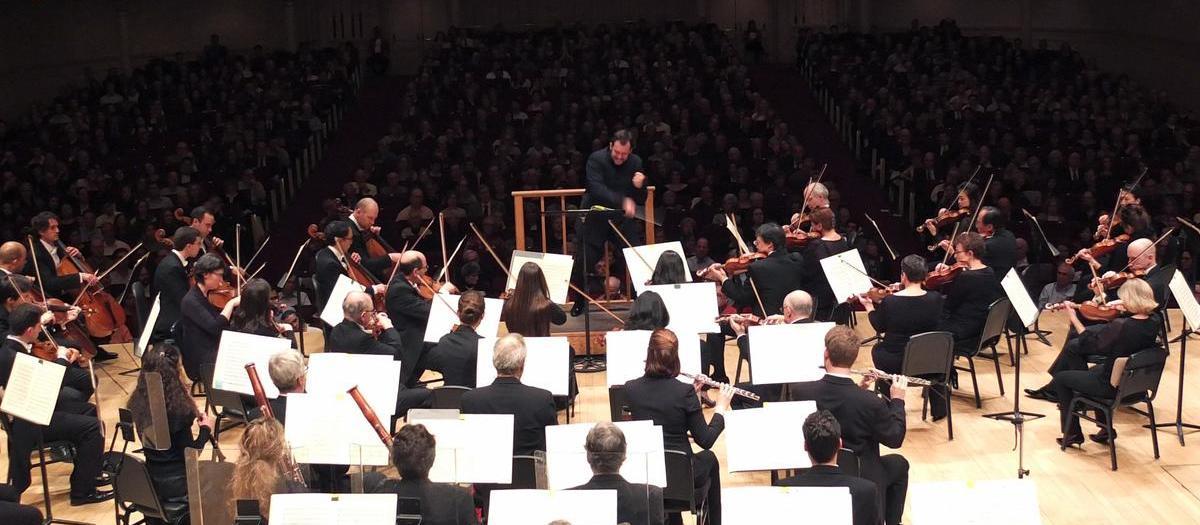Boston Symphony Orchestra Tickets