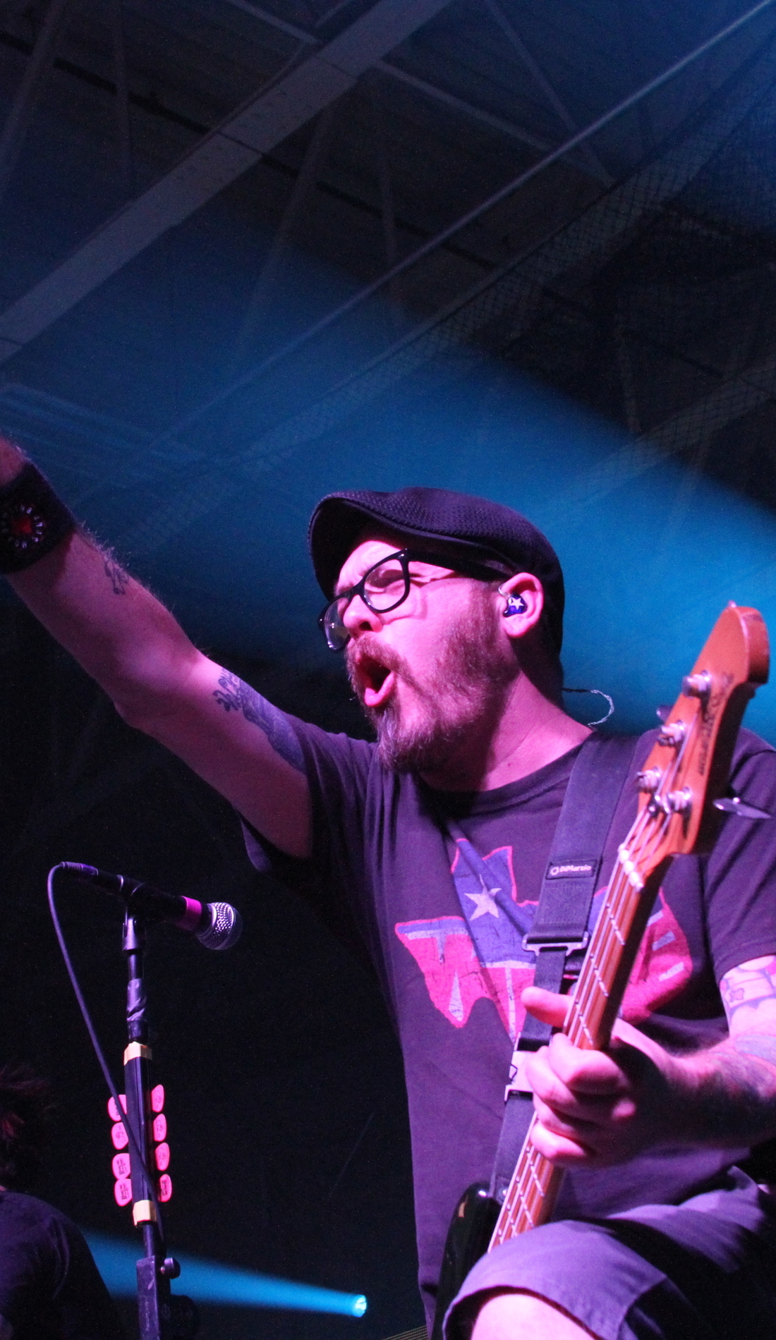A Bowling For Soup live event