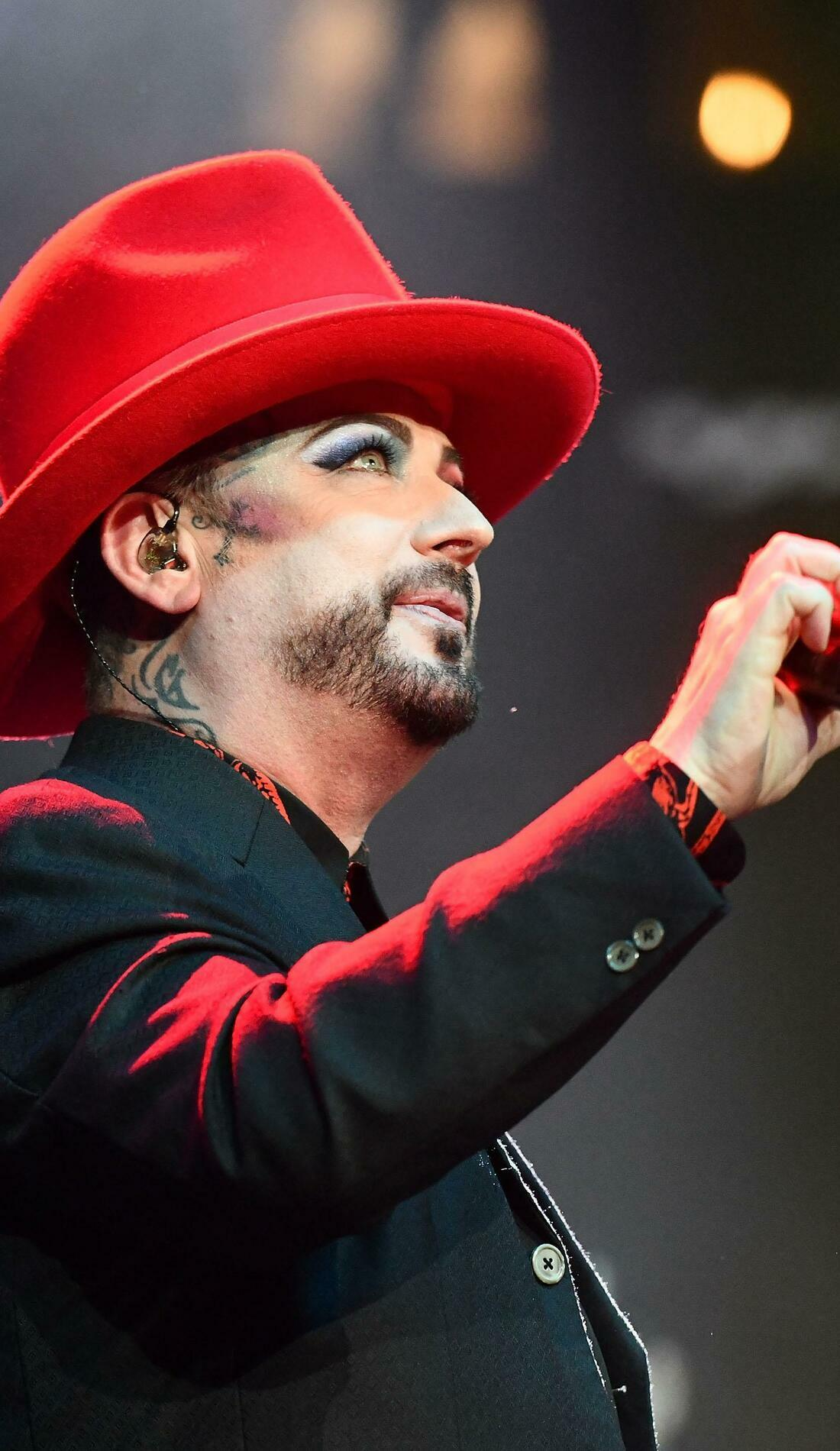 A Boy George live event