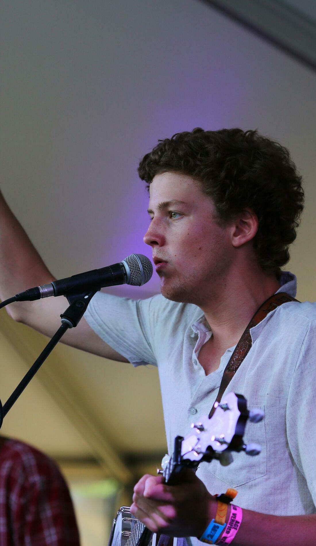 A Boy Named Banjo live event