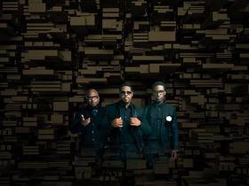Bruno Mars with Boyz II Men