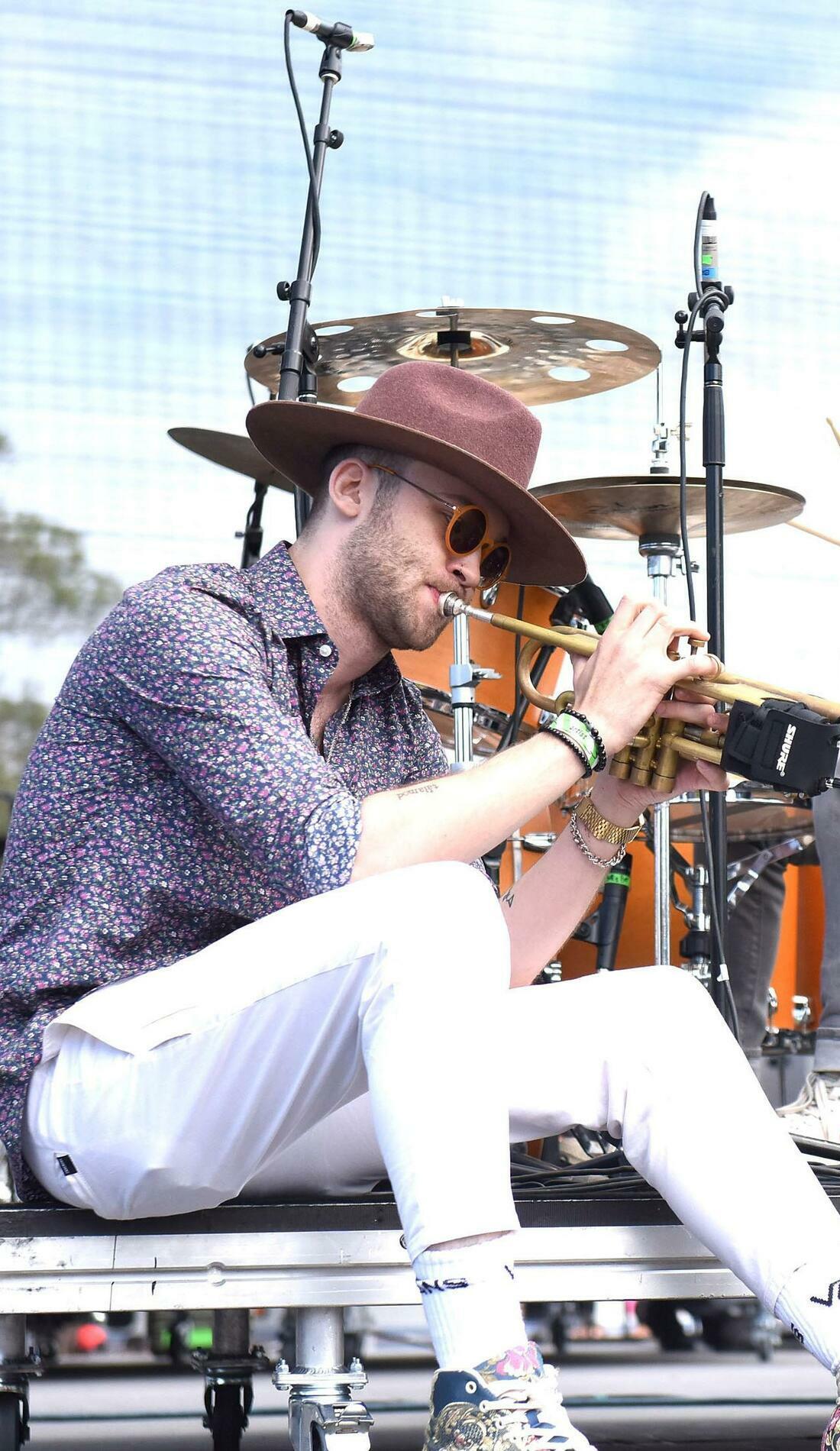A Brasstracks live event