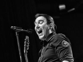 Breaking Benjamin with Bush and Theory Of A Deadman