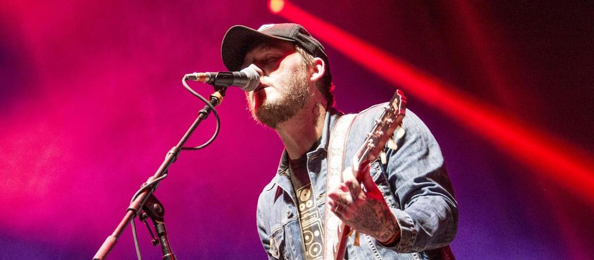 Brian Fallon with The Howling Weather (16+)