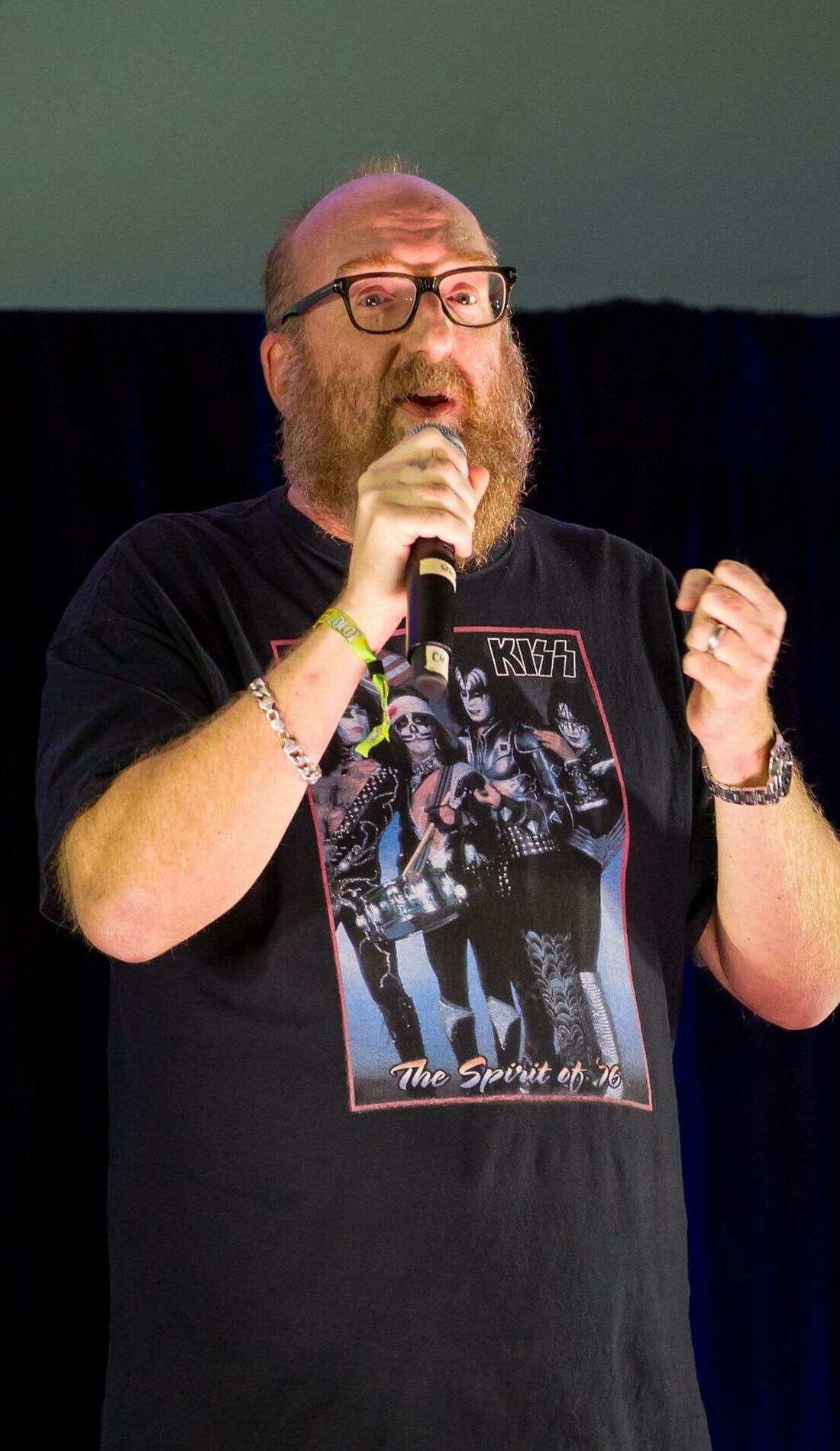 A Brian Posehn live event