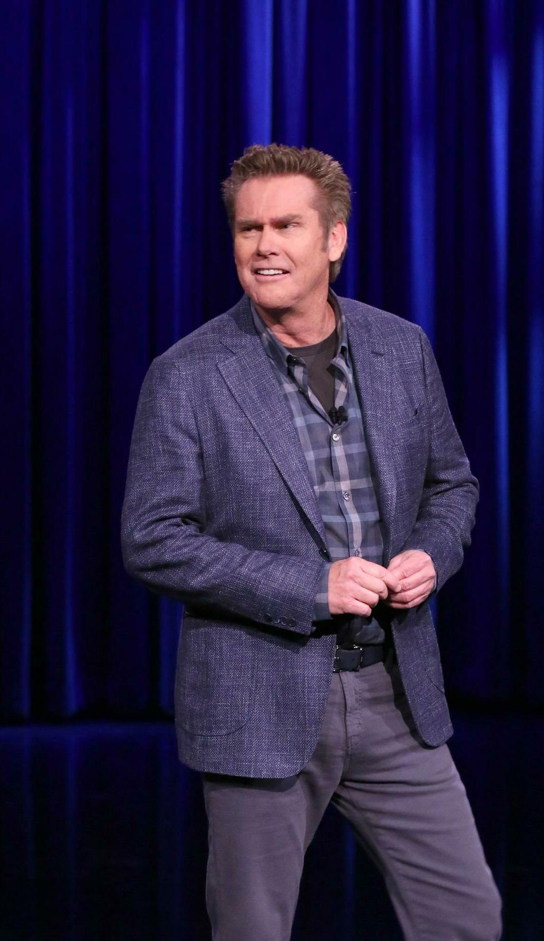 A Brian Regan live event