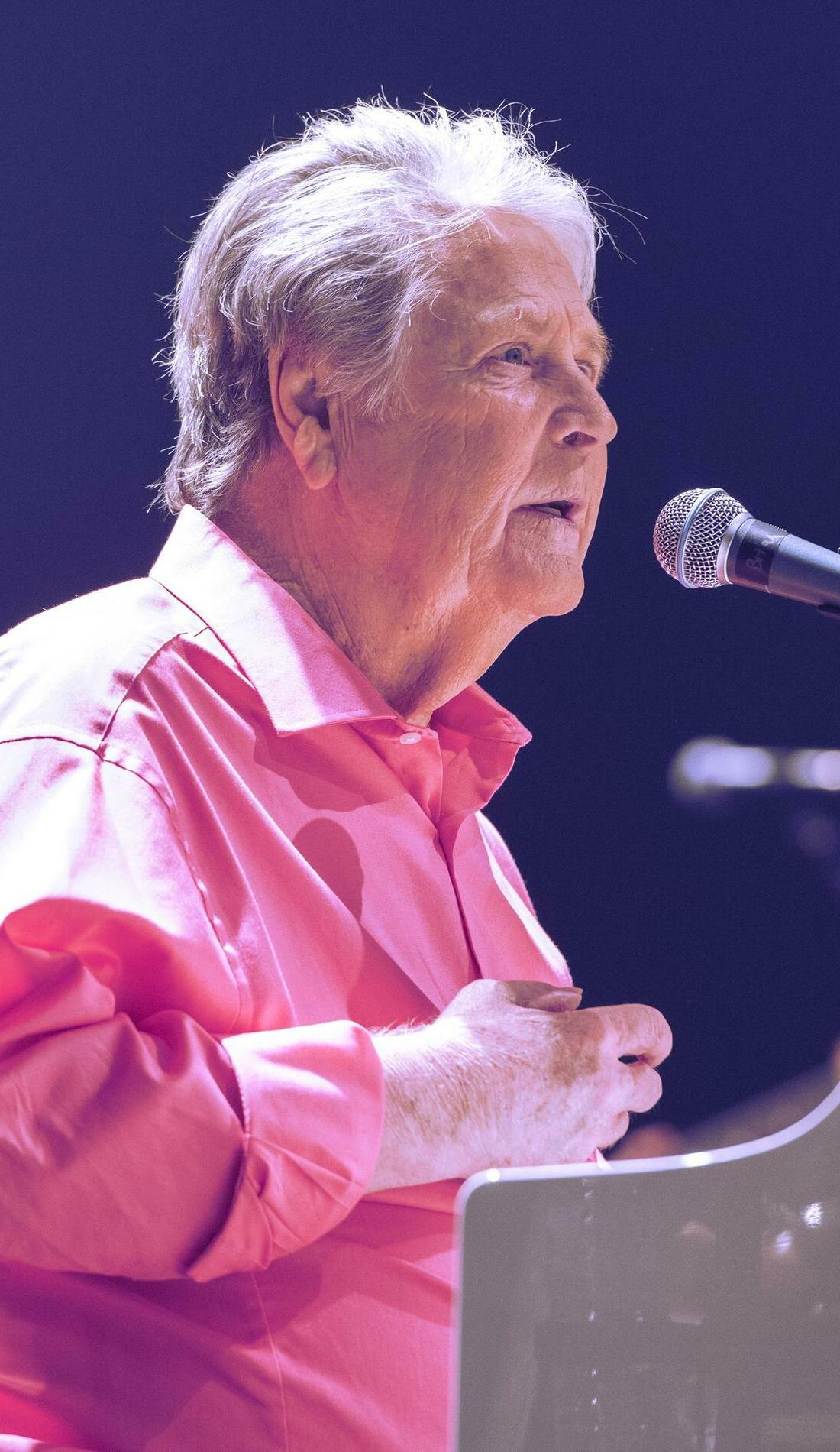 A Brian Wilson live event