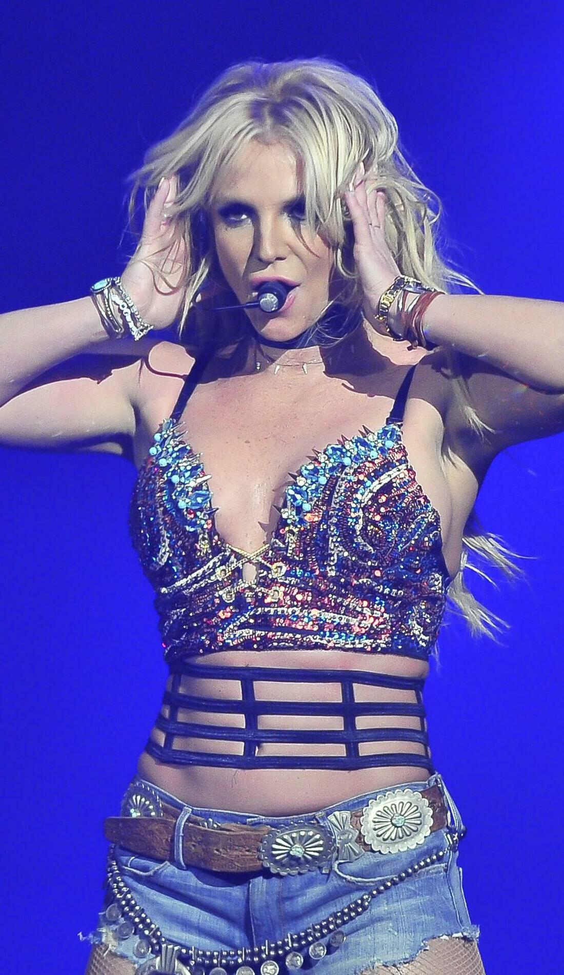A Britney Spears live event