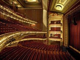 Cadillac Palace Theatre Seating Chart Seatgeek