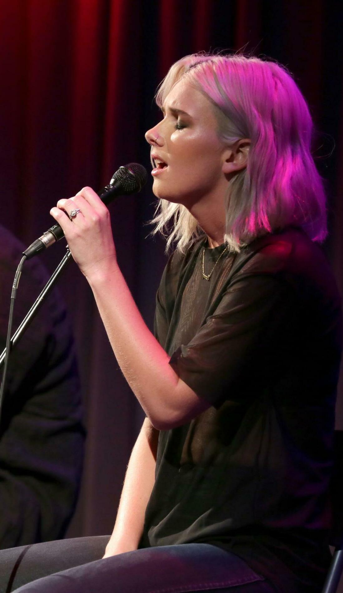 A Broods live event