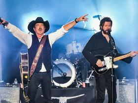 Advertisement - Tickets To Brooks and Dunn