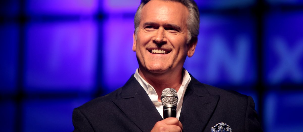 Bruce Campbell Tickets