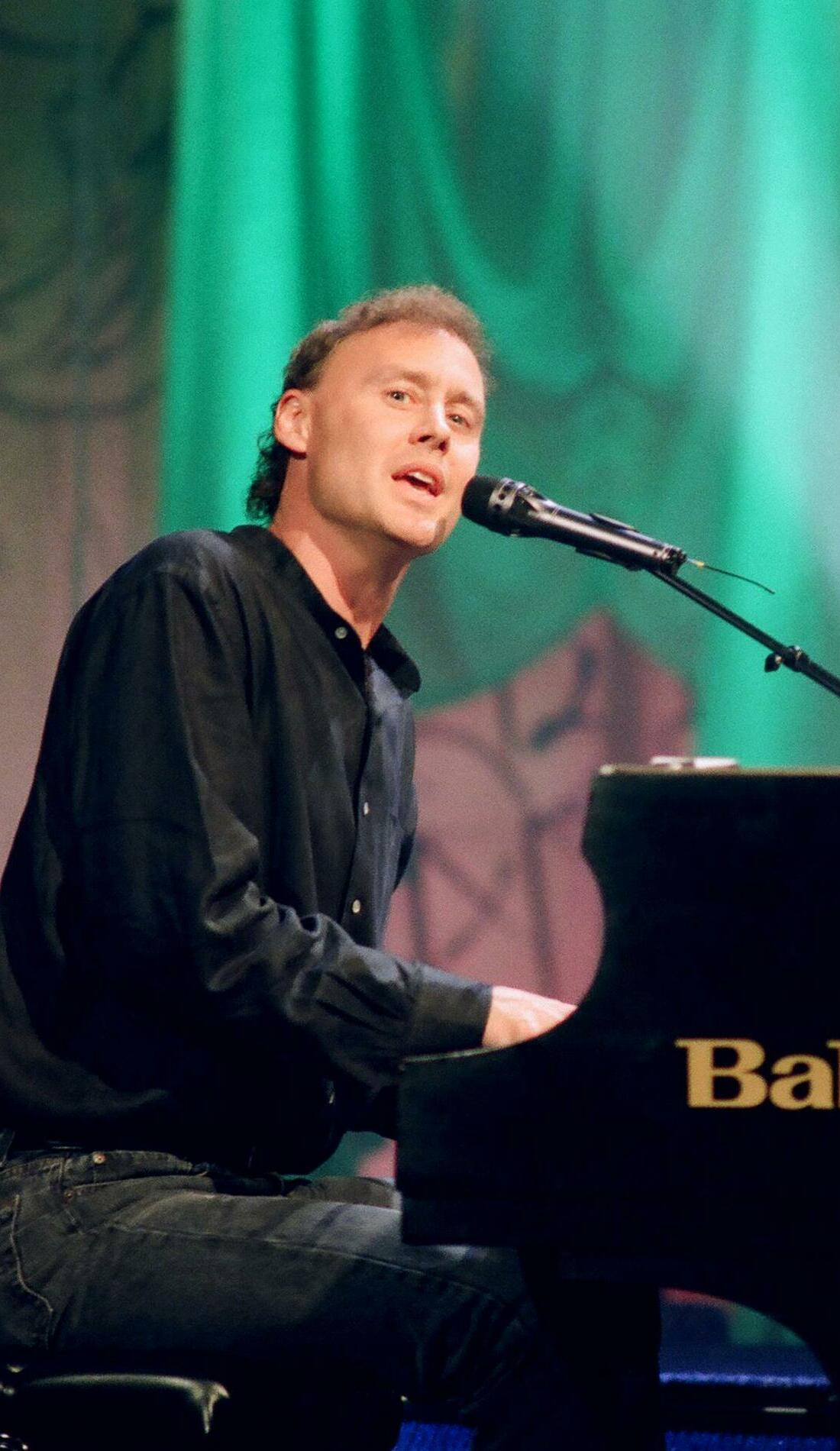 A Bruce Hornsby live event