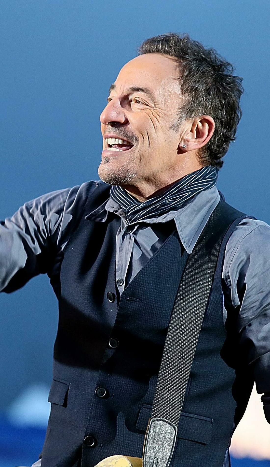 A Bruce Springsteen live event
