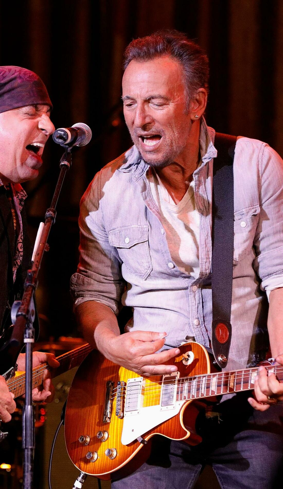 A Bruce Springsteen & The E Street Band live event