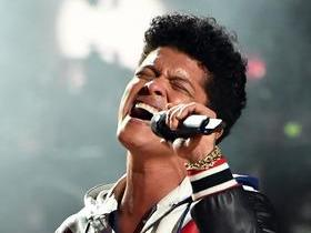 Bruno Mars with Ella Mai