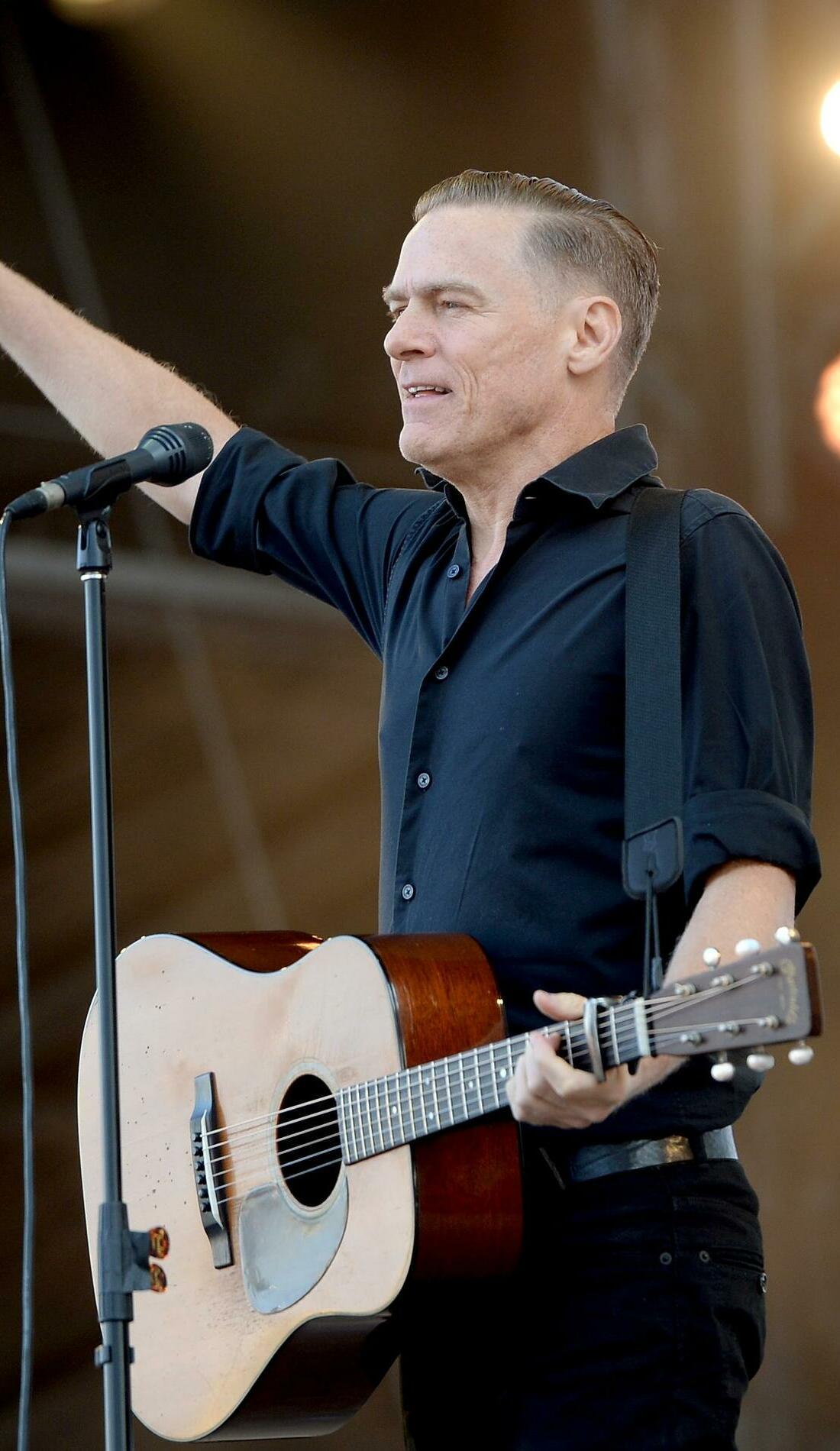 A Bryan Adams live event