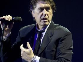 Bryan Ferry with Judith Owen