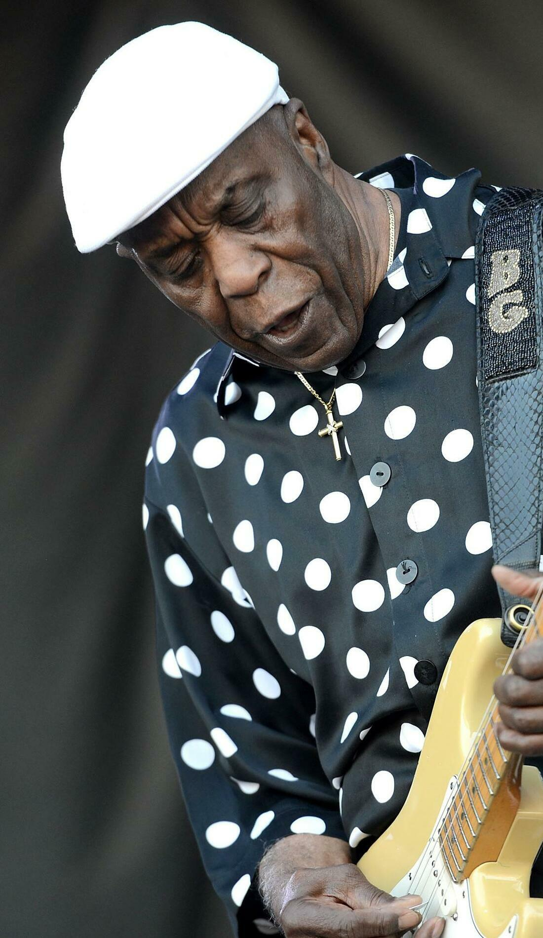 A Buddy Guy live event