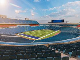 Buffalo Bills at New England Patriots