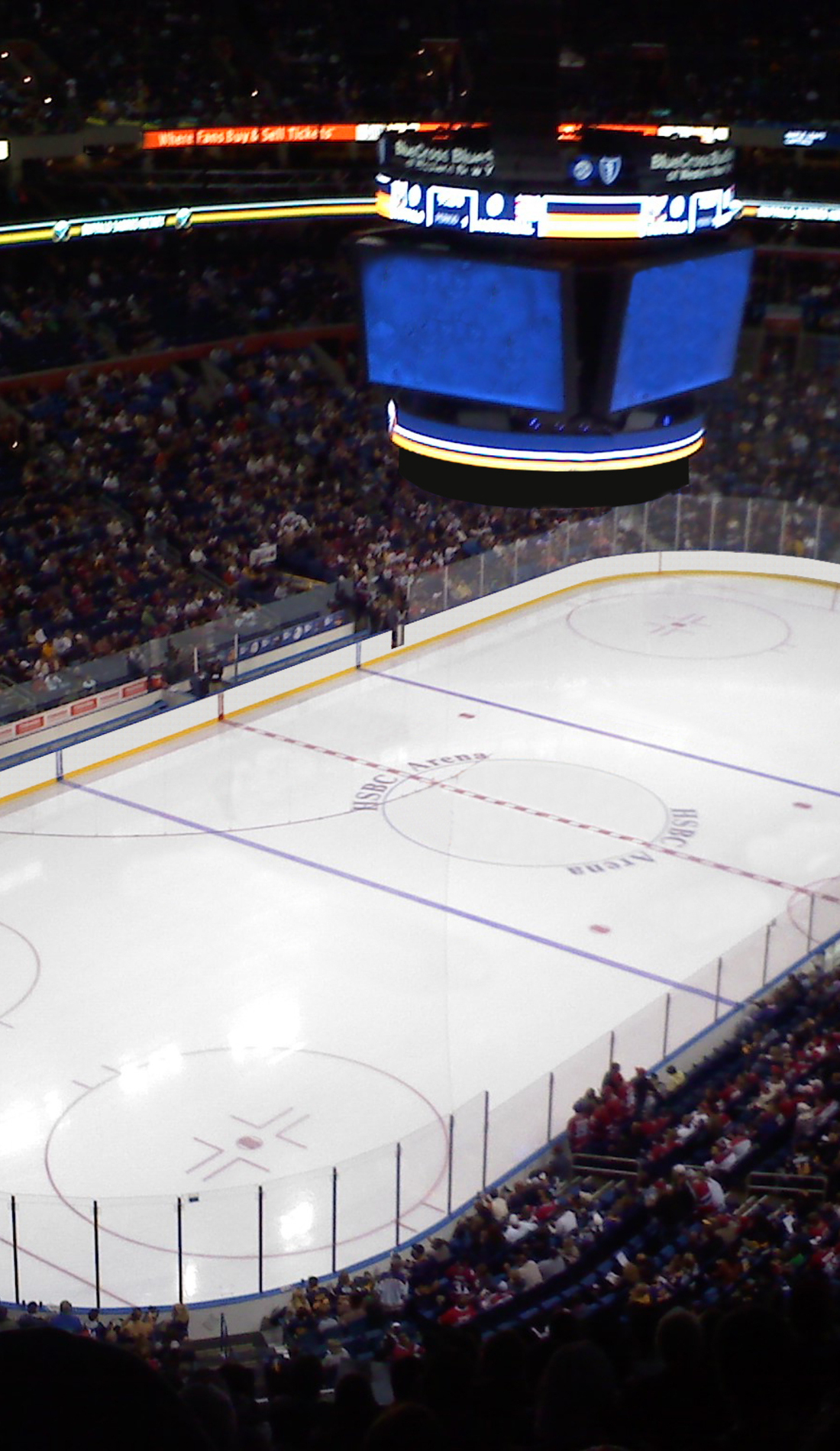 A Buffalo Sabres live event