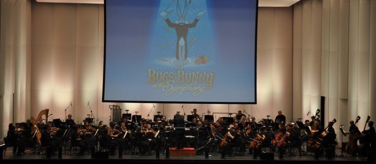 Bugs Bunny at the Symphony Tickets
