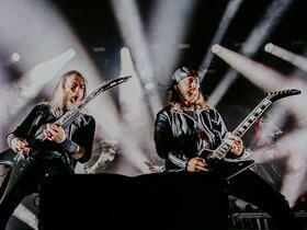Bullet For My Valentine with Asking Alexandria
