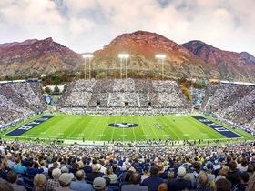 Michigan State Spartans at BYU Cougars Football