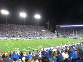 Advertisement - Tickets To BYU Cougars Football