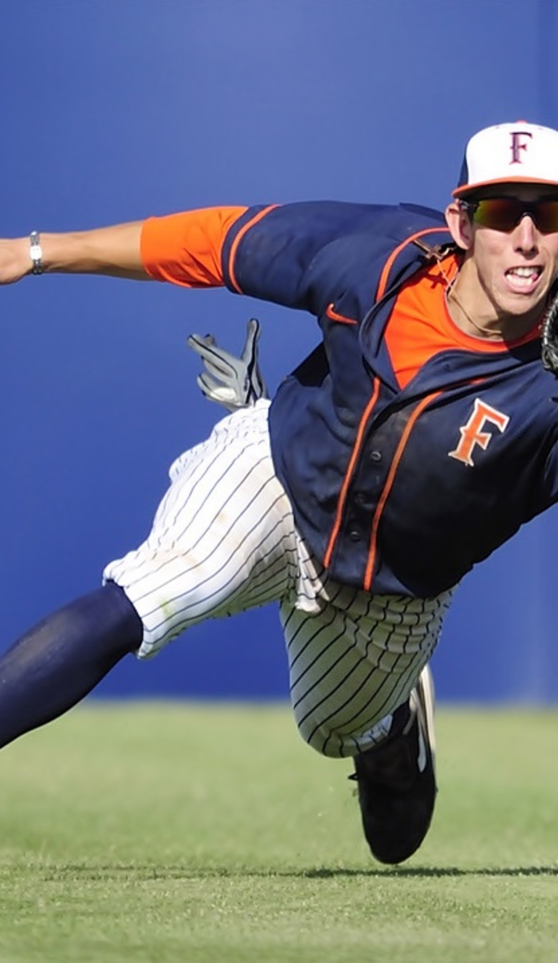 A Cal State Fullerton Titans Baseball live event