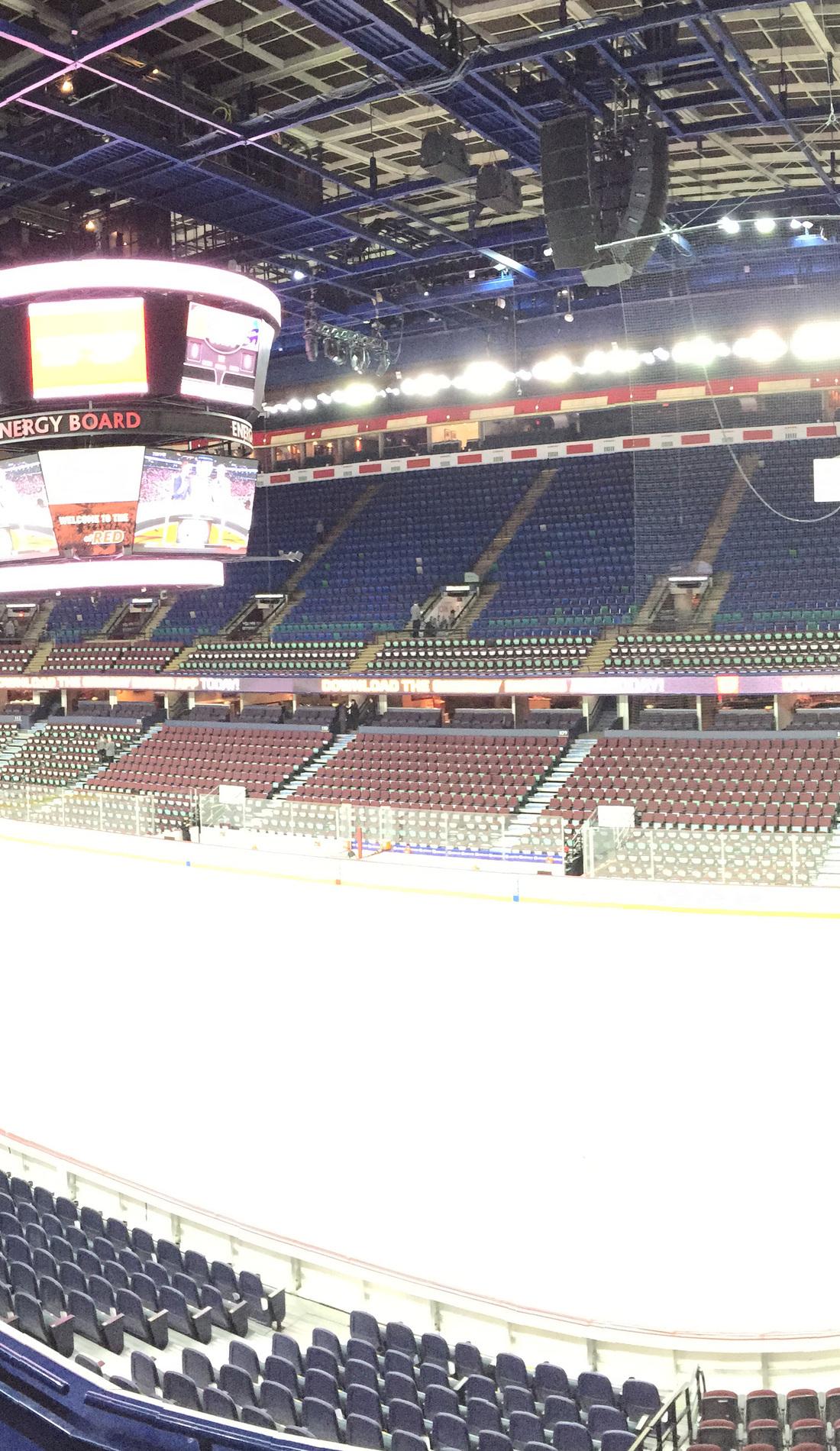 A Calgary Flames live event