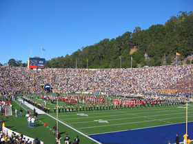 California Golden Bears at Washington Huskies Football