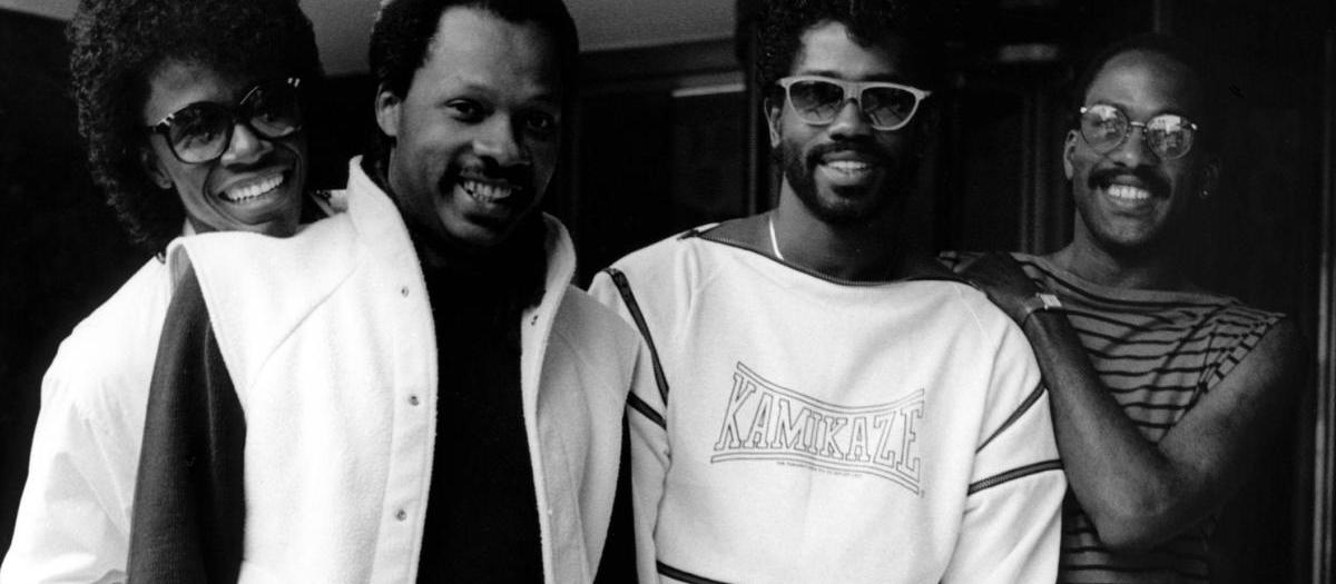 Cameo with Dazz Band