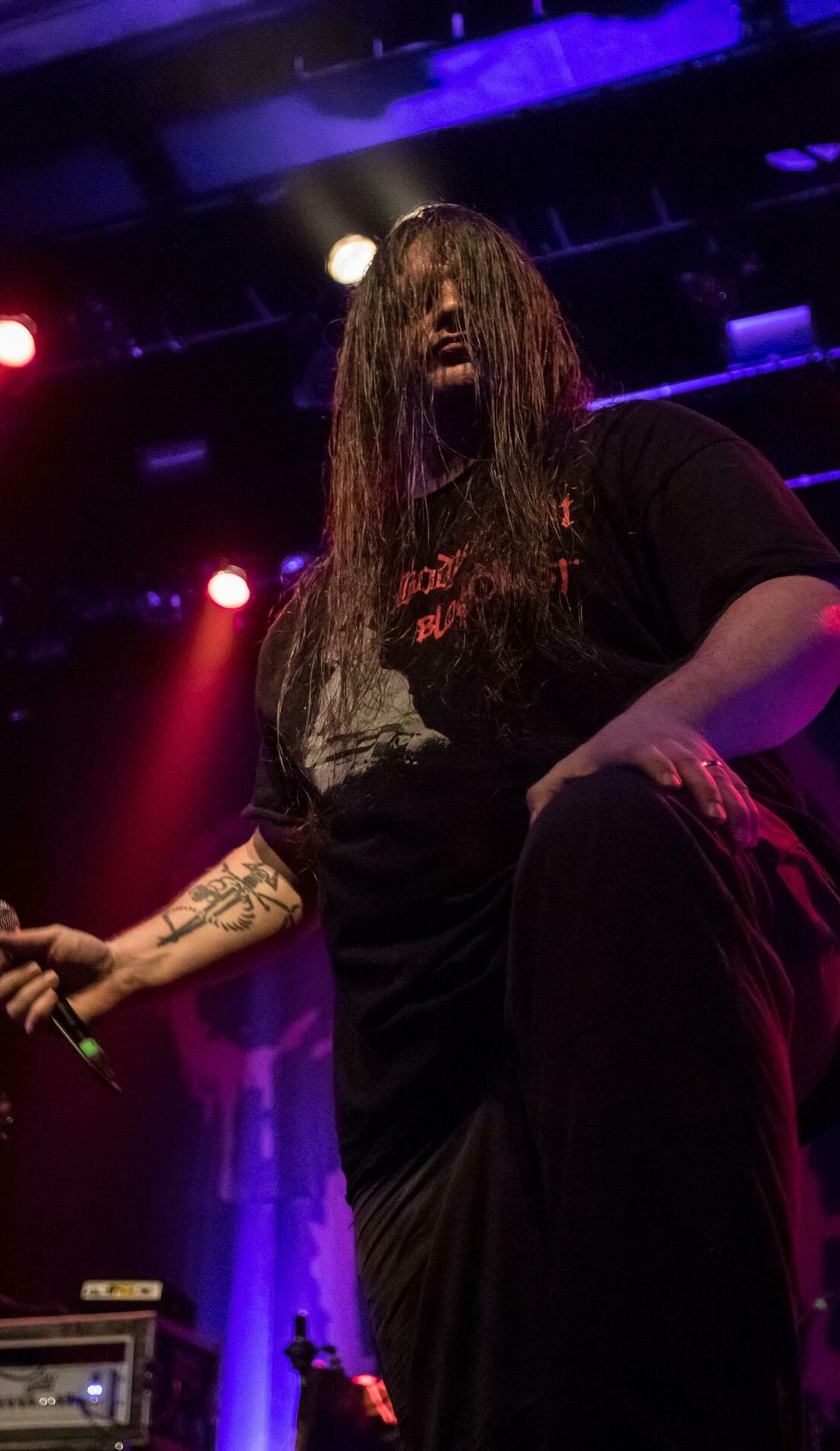 A Cannibal Corpse live event