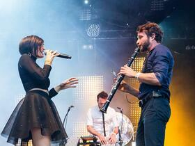 Advertisement - Tickets To Caravan Palace