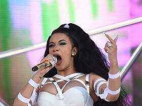 Cardi B (Rescheduled from May 21, 2019)