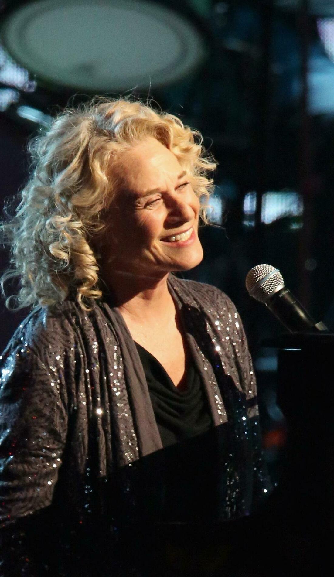 A Carole King live event