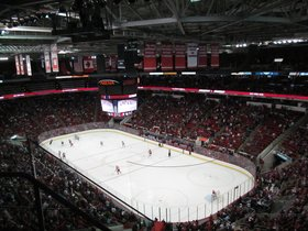 Preseason: Washington Capitals at Carolina Hurricanes