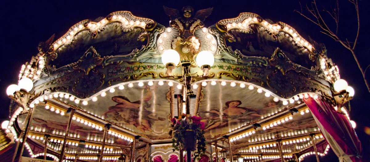 Carousel Tickets