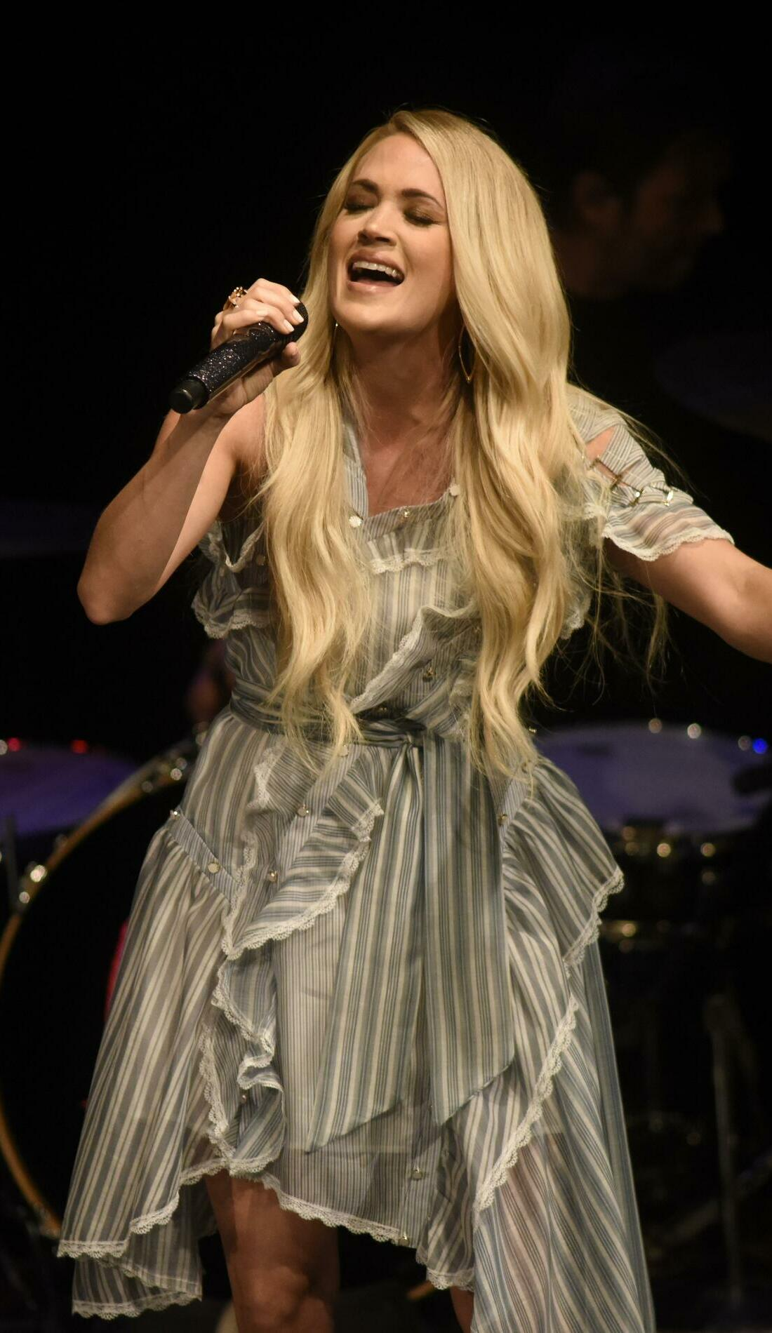 A Carrie Underwood live event