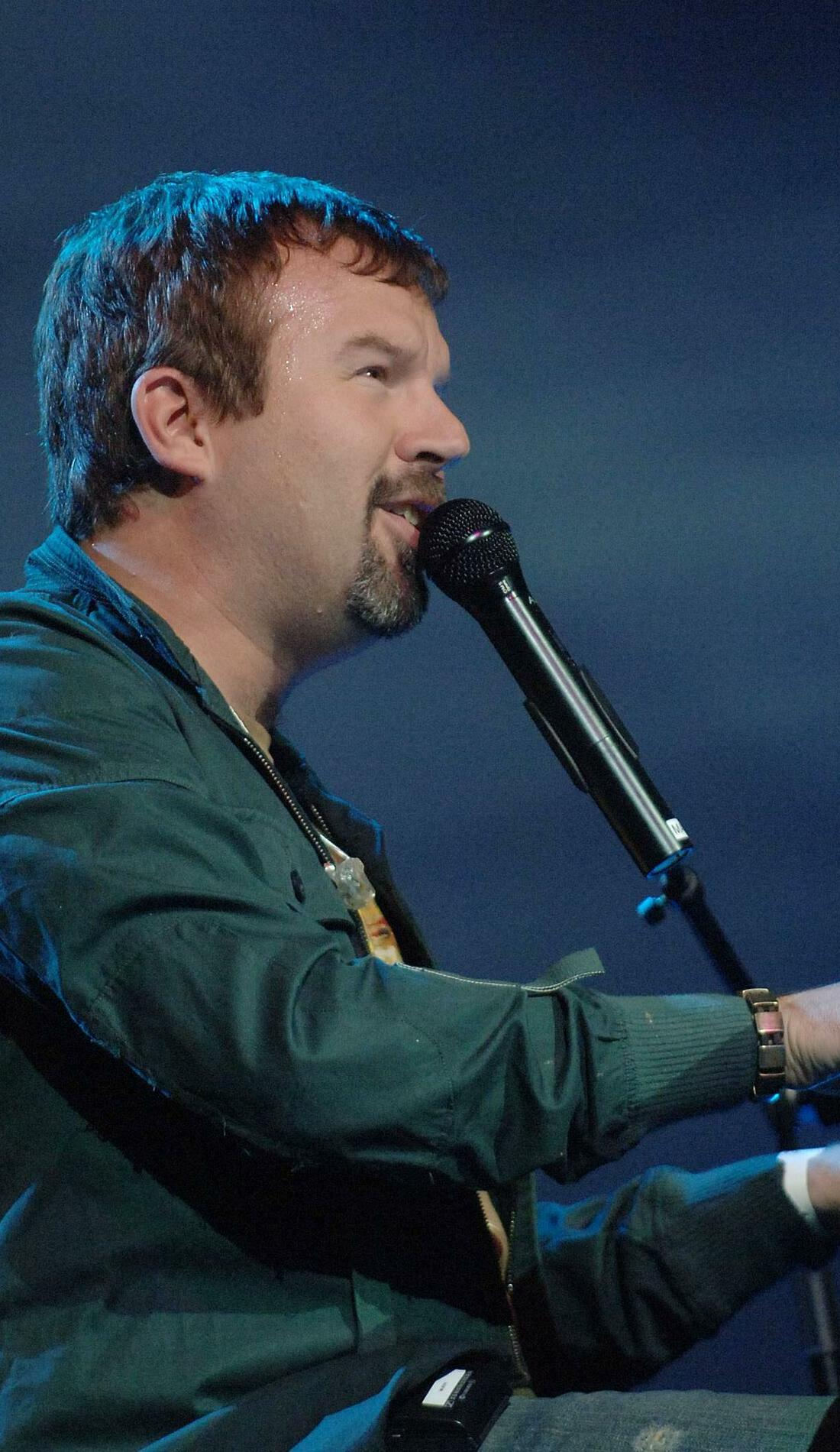 A Casting Crowns live event