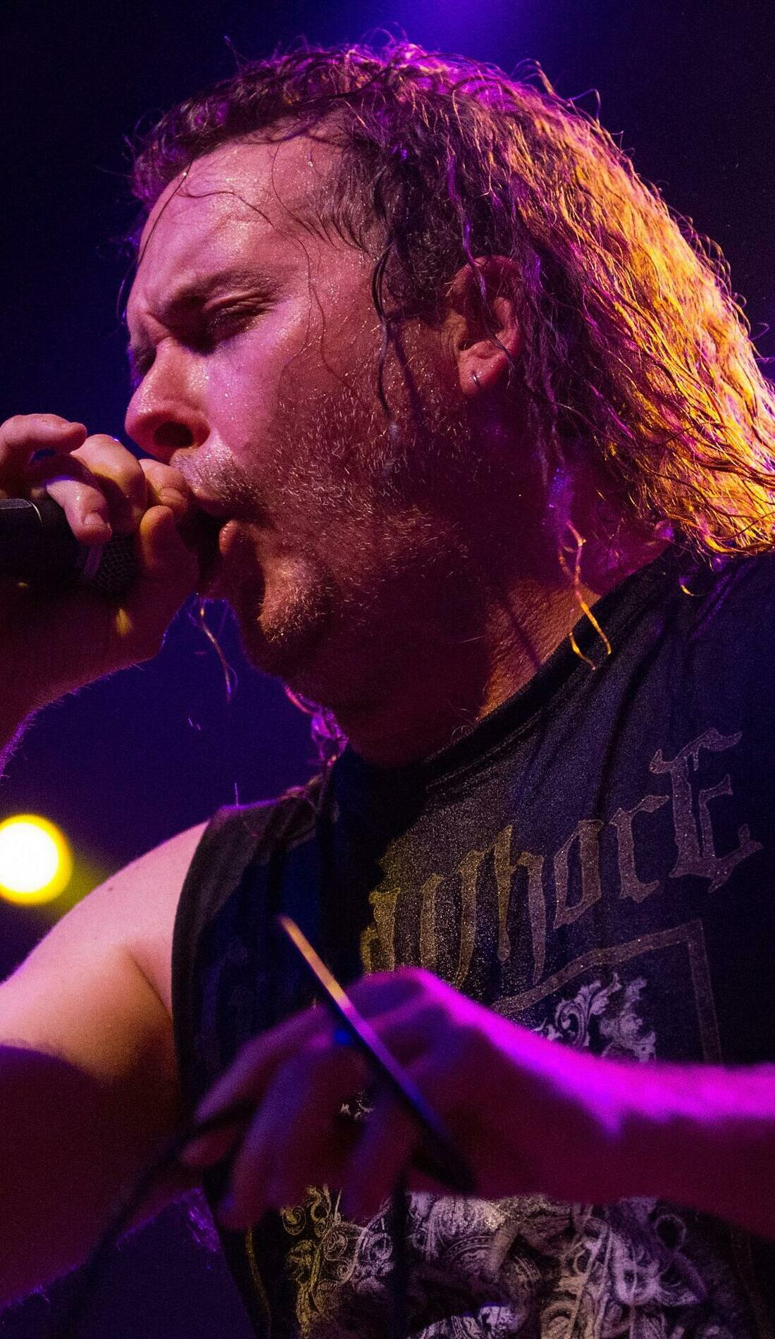 A Cattle Decapitation live event