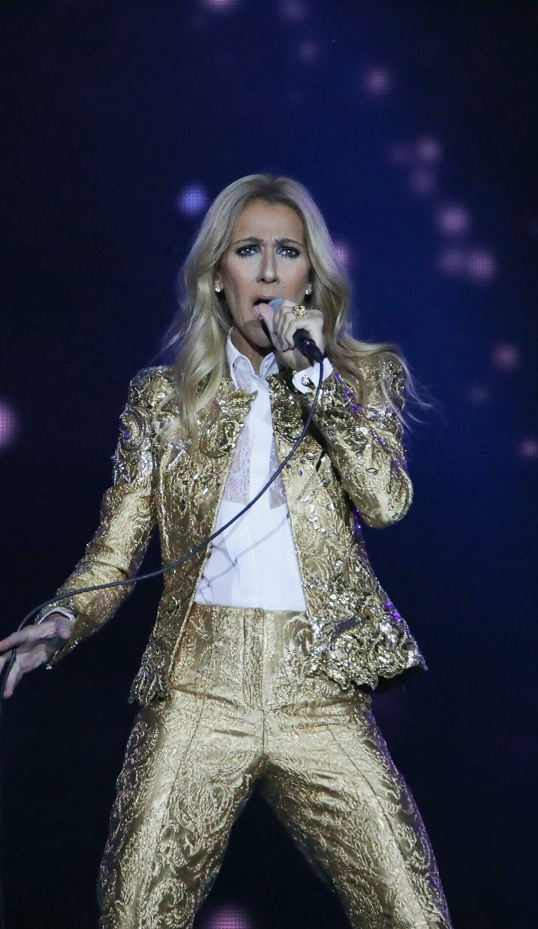 A Celine Dion live event