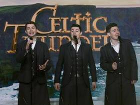 Advertisement - Tickets To Celtic Thunder