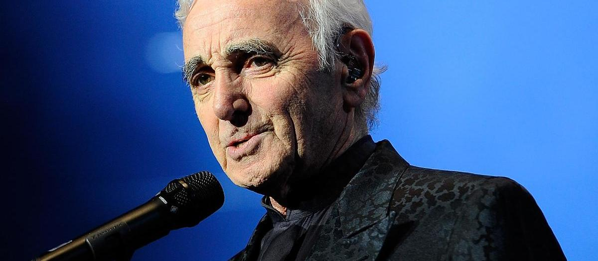 Charles Aznavour Tickets