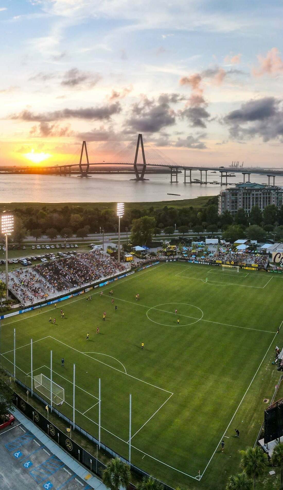 A Charleston Battery live event